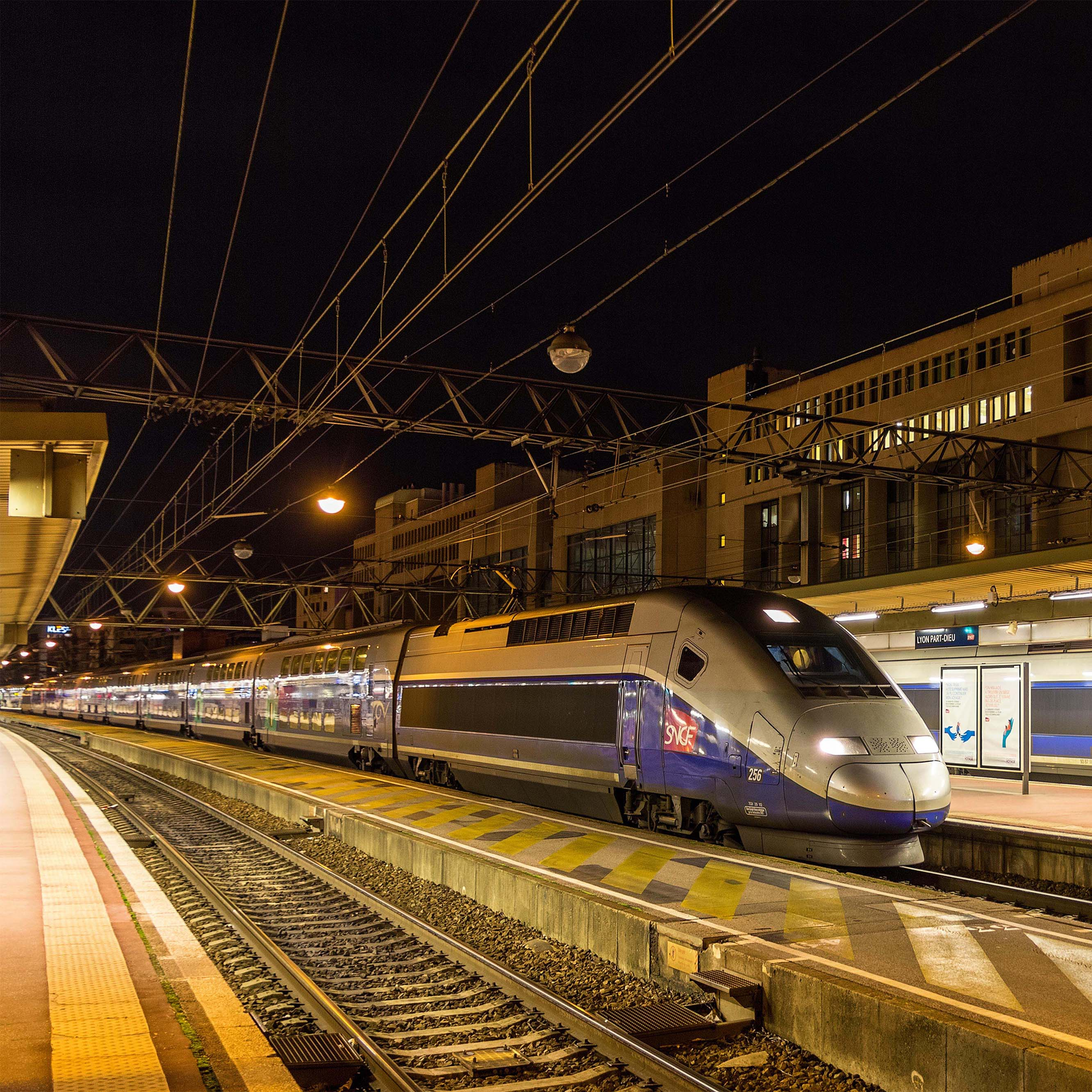 Transfert Business Meeting Gare VTC | Alpes Transfair
